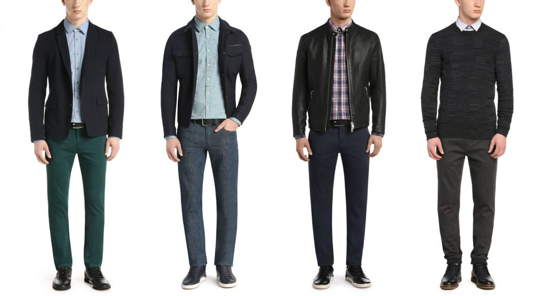 Menswear Clothing Brands