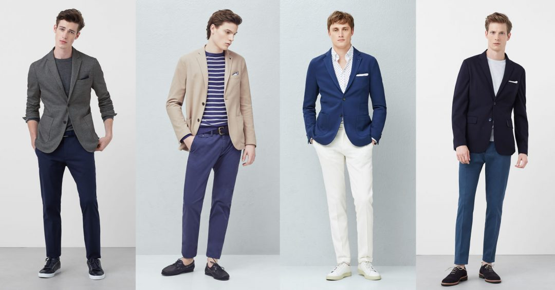 What is smart casual style for guys?