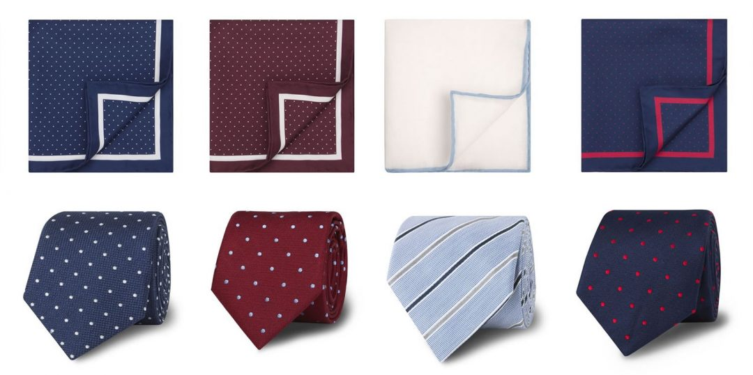 Ties And Pocket Squares To Wear To The Races