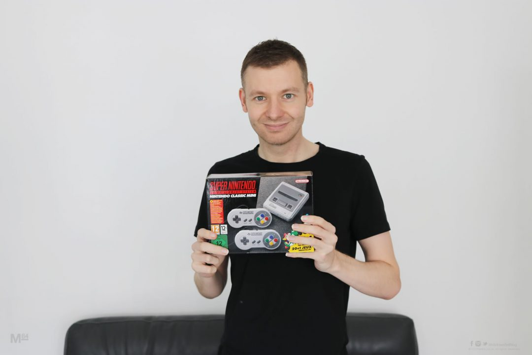 Finally Got A SNES Mini Classic