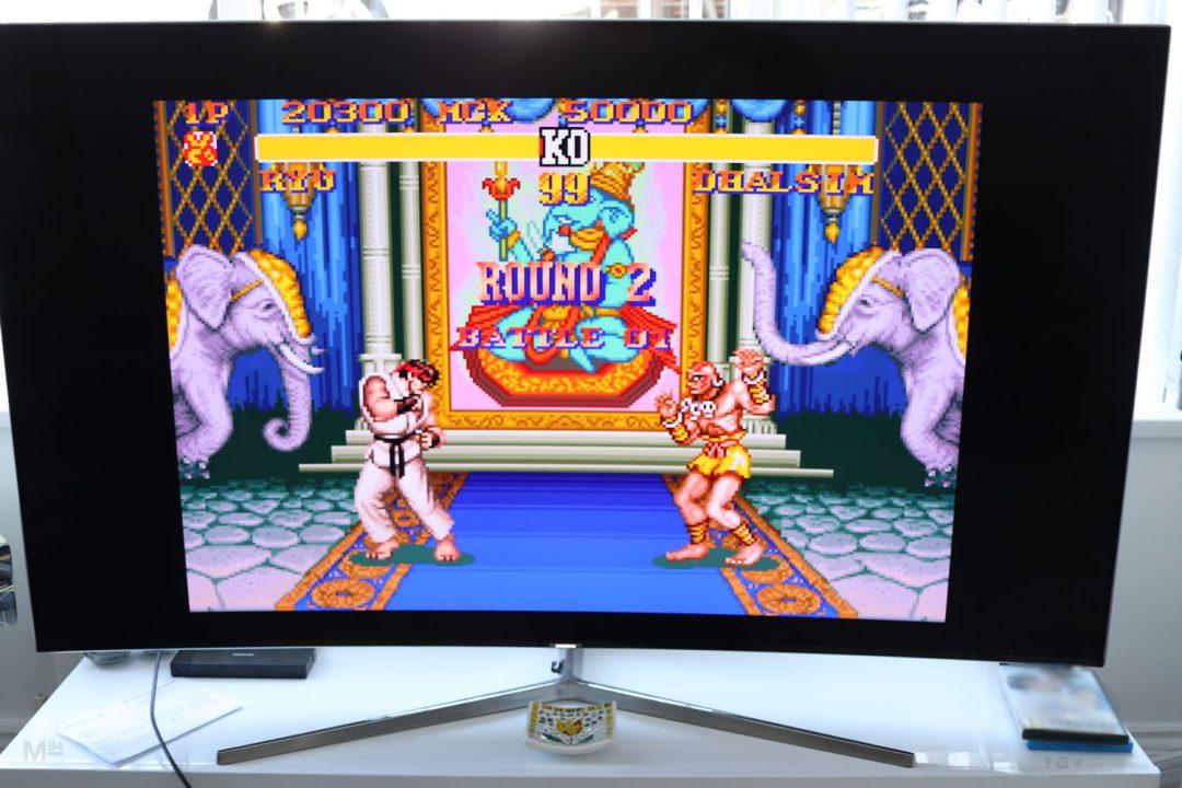 Street Fighter 2 Turbo On SNES Mini