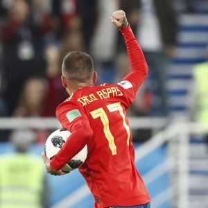 Spain 2 - 2 Morocco - Dramatic Draw In The World cup