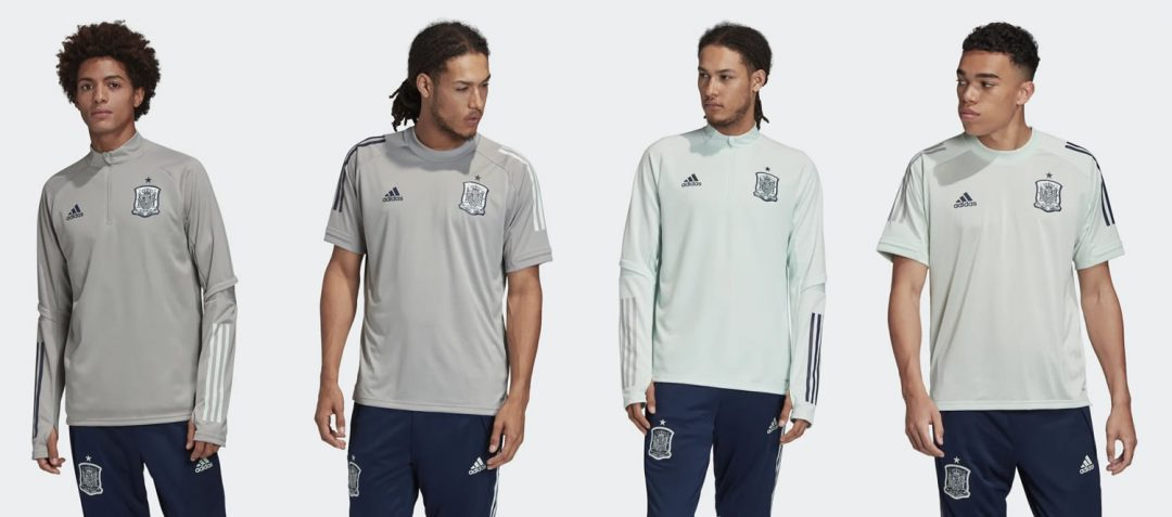 Spain 2020 Training T Shirts And Tops