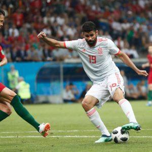 Portugal 3 - 3 Spain - 15th June 2018