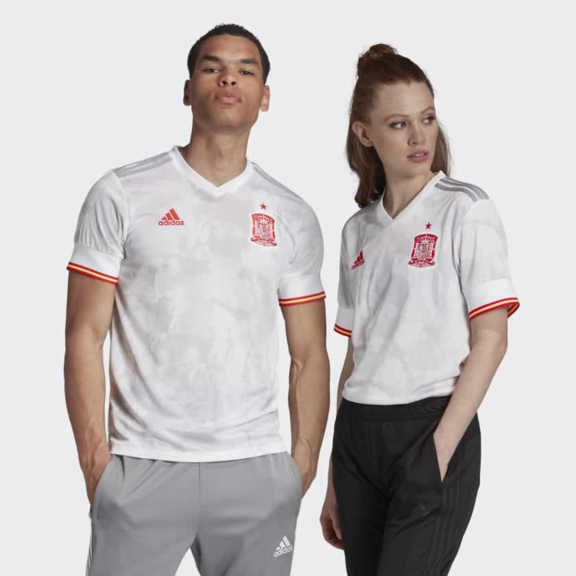 Adidas Launch Spain Away Shirt For 2021