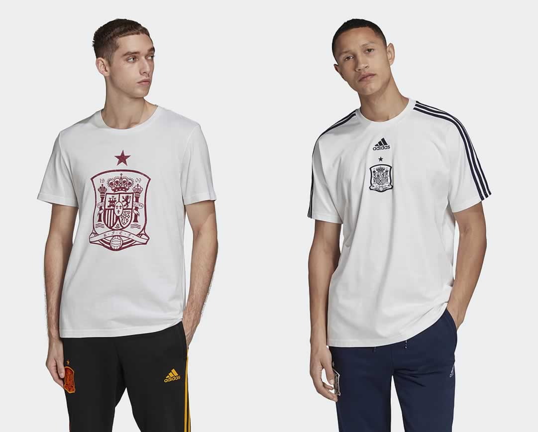 Adidas Spain DNA And Seasonal T Shirts 2020