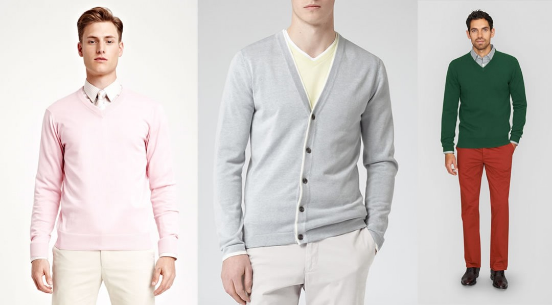fashion advice - Spring knitwear for 2014