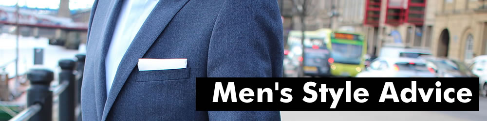 Men's Style Advice