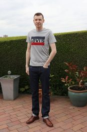 Style Of The Week - Levi's Tee And Denim