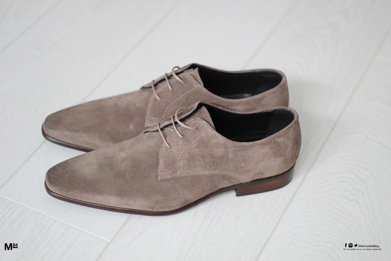 Styling The Kurt Geiger Jenkins Derby Shoes