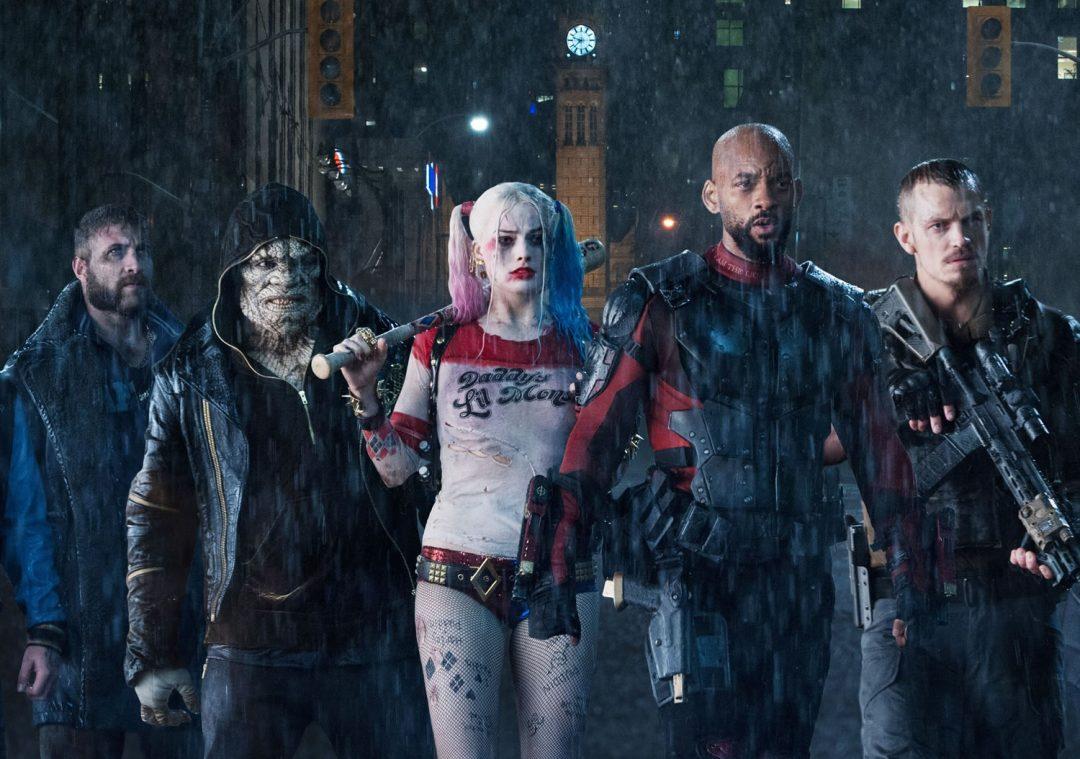 Suicide Squad For Film Night