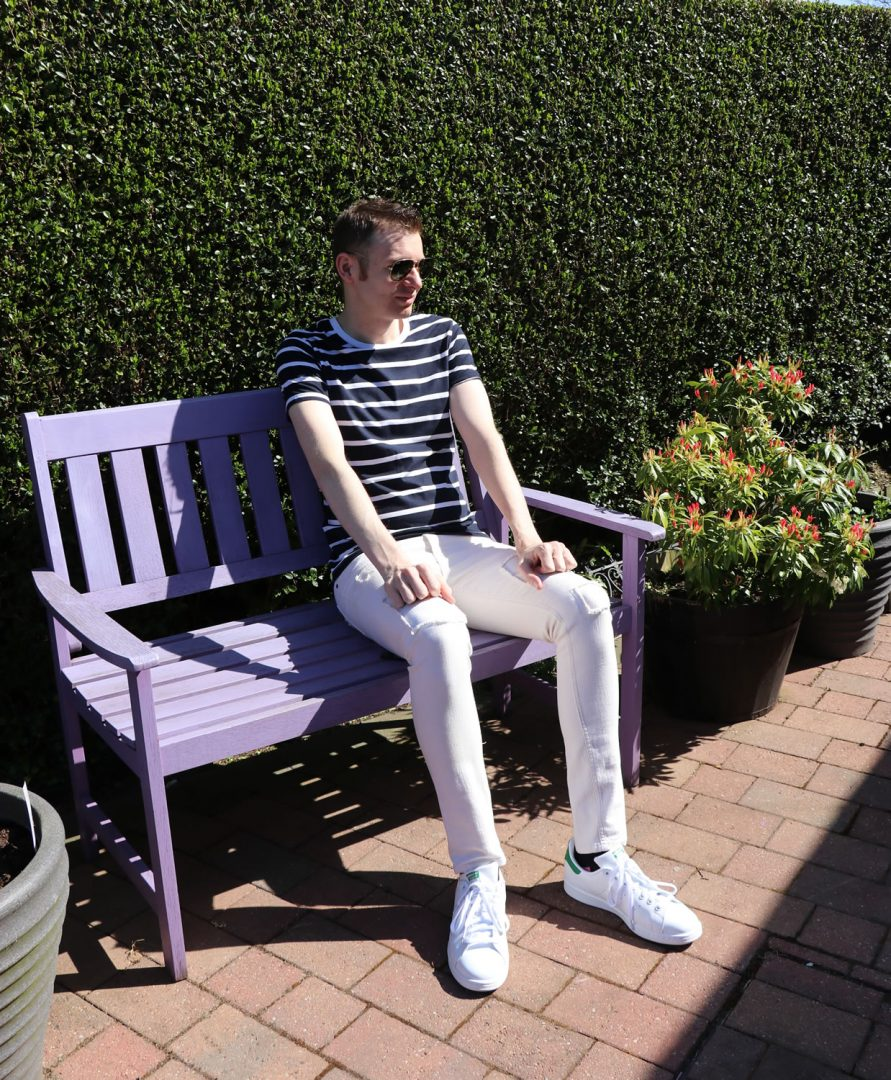 A Sunny April Day - My Style