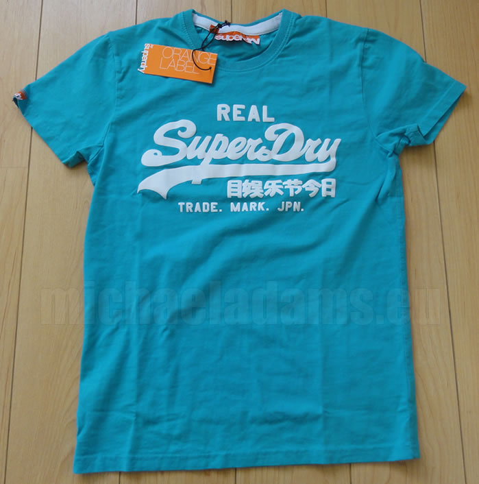 new t shirts from superdry and cheap monday michael 84. Black Bedroom Furniture Sets. Home Design Ideas