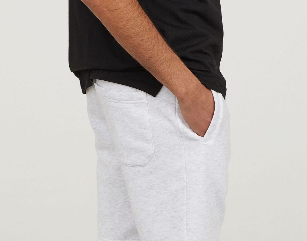 Pockets In Sweat Shorts