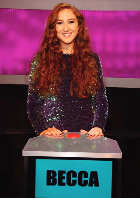 Becca From Take Me Out Series 10