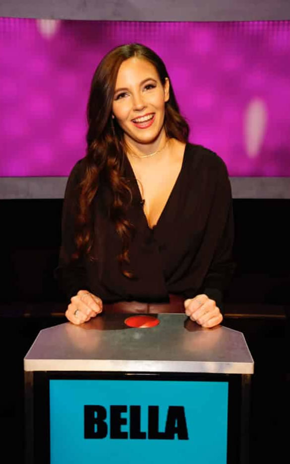 Bella from Take Me Out Series 10