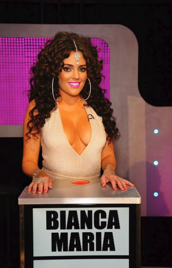 Bianca Maria From Take Me Out Series 10