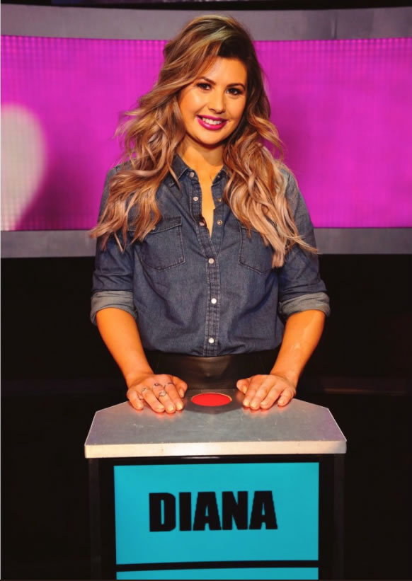 Diana From Take Me Out Series 10