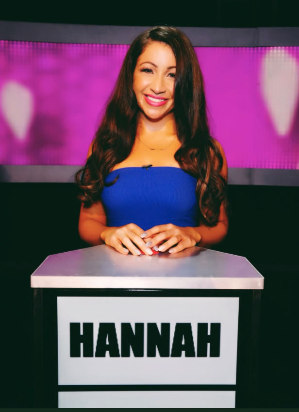 Hannah From Take Me Out Series 10