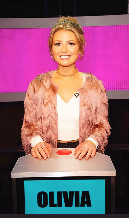 Olivia From Take Me Out Series 10