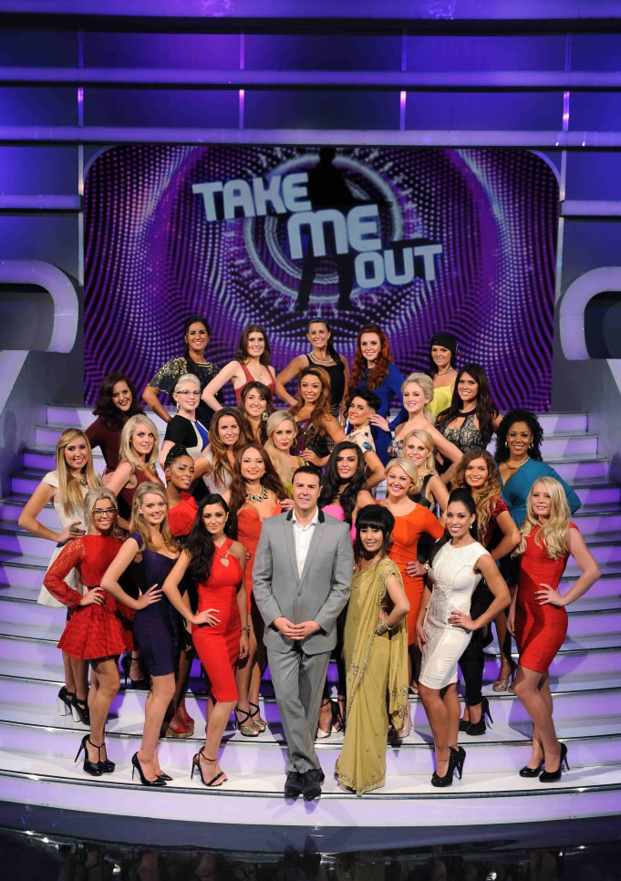 Take Me Out Series 6 girls