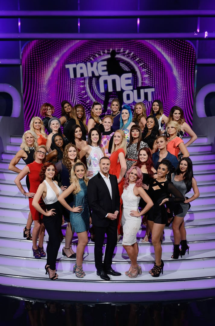 Take Me Out  Dating  ITV