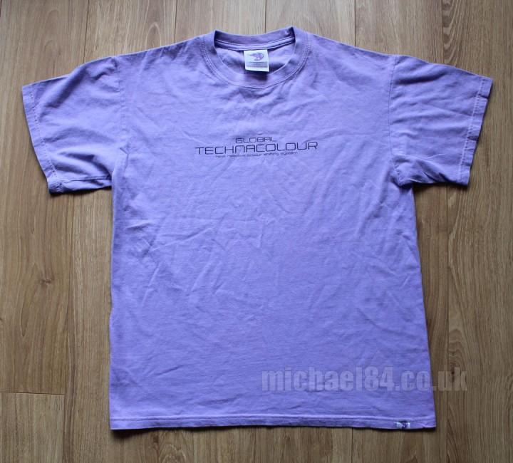 a3e2301cd Remember Hypercolor? I Got A Technacolour T-Shirt! | Michael 84