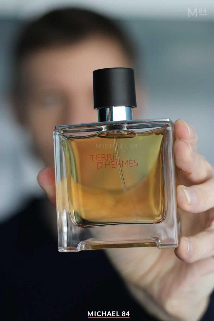 Terre D'Hermes Pure Parfum Fragrance By Michael 84