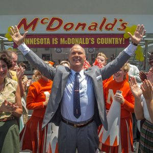 The Founder McDonalds Film Review