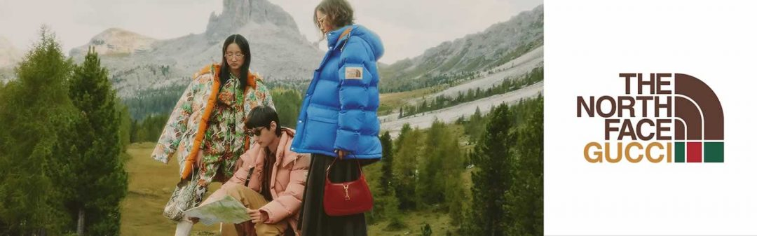 The North Face | Gucci Collaboration Collection 2021