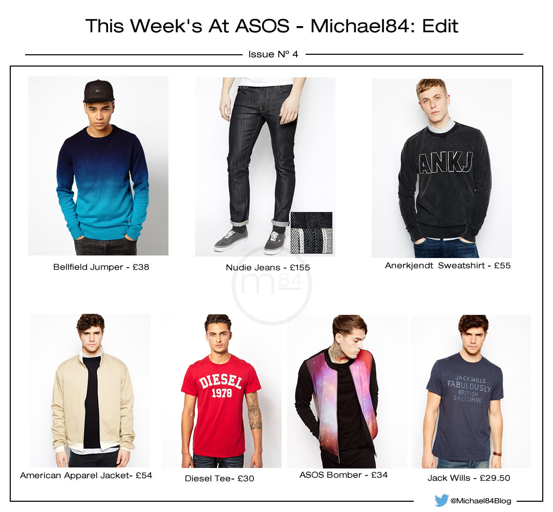 This week at ASOS - Clothing by Michael84