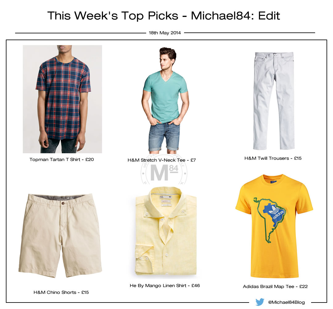 Michael84 Fashion Picks