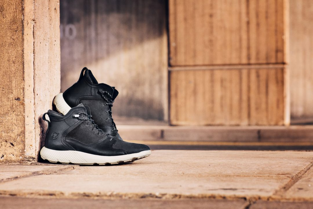 Timberland x Flyroam Footwear Limited Edition Collection