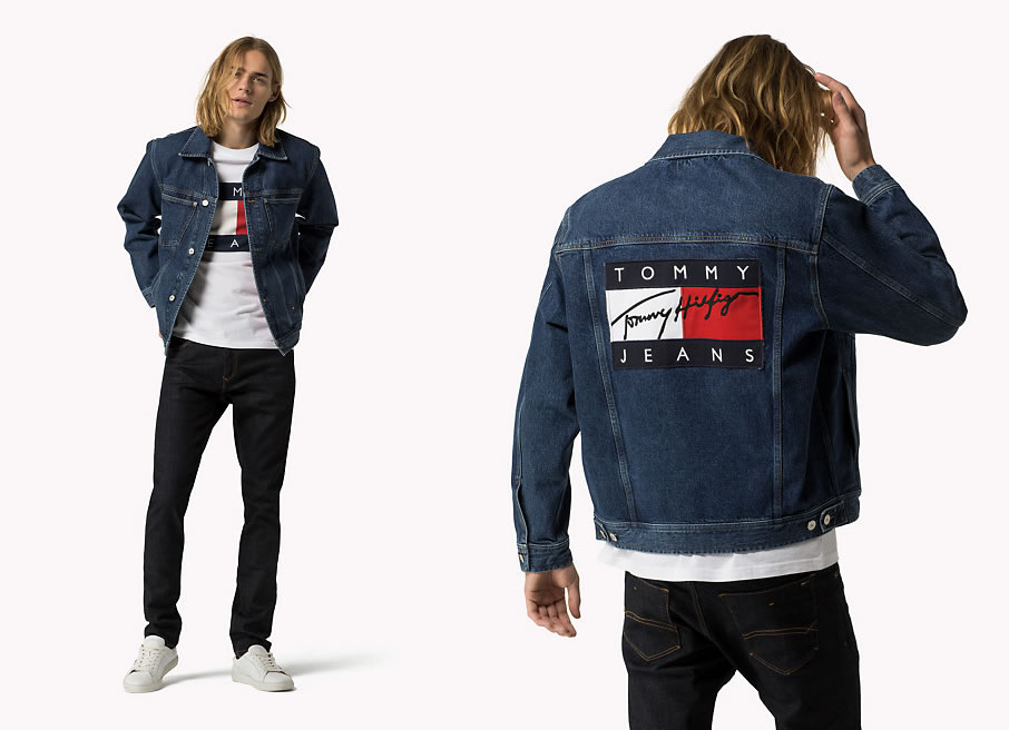 2edf422ea Tommy Jeans 90's Style Is Back - Capsule Collection | Men's Fashion ...