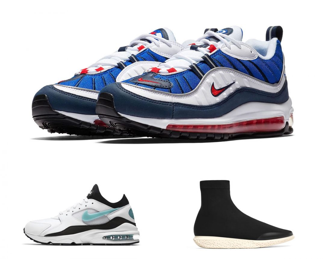 Trainers On Trend Lately
