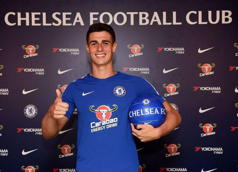 Kepa to Chelsea