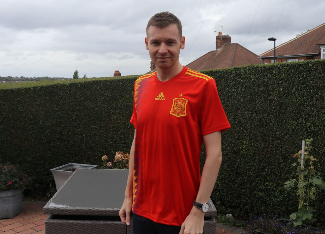 Spain Shirt - T Shirt Tuesday for Spain vs Croatia