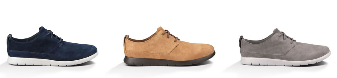 84c83b128d0 Ugg Mens Bowmore Suede Shoes | www.nanomat-master.eu