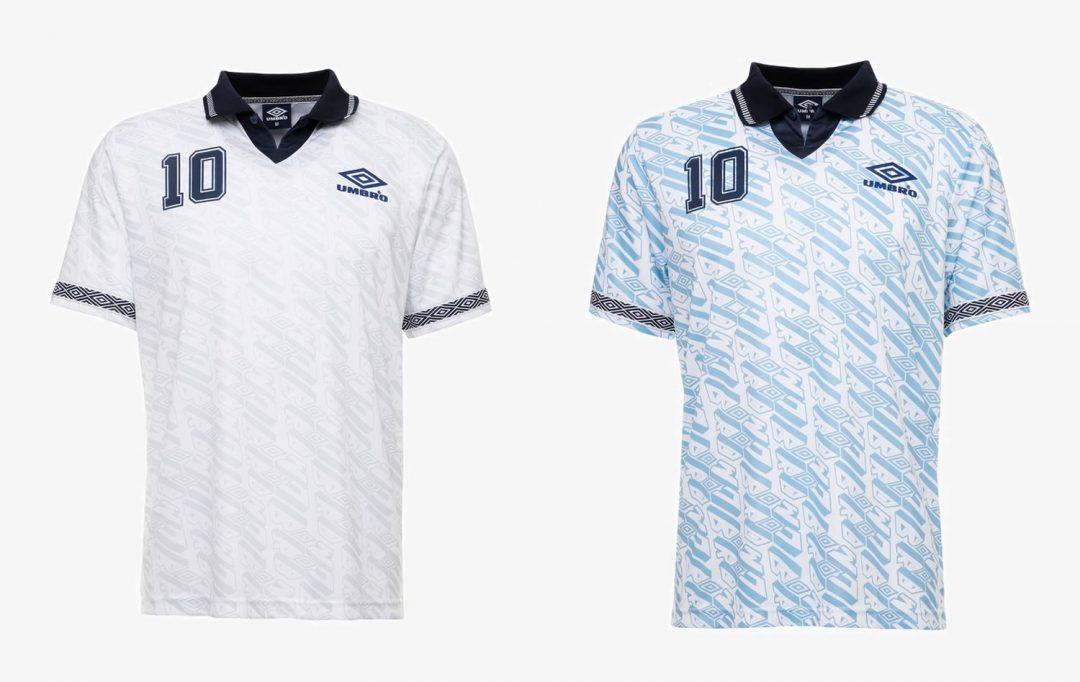 England Italia 90 Football Shirt Umbro Projects Summer