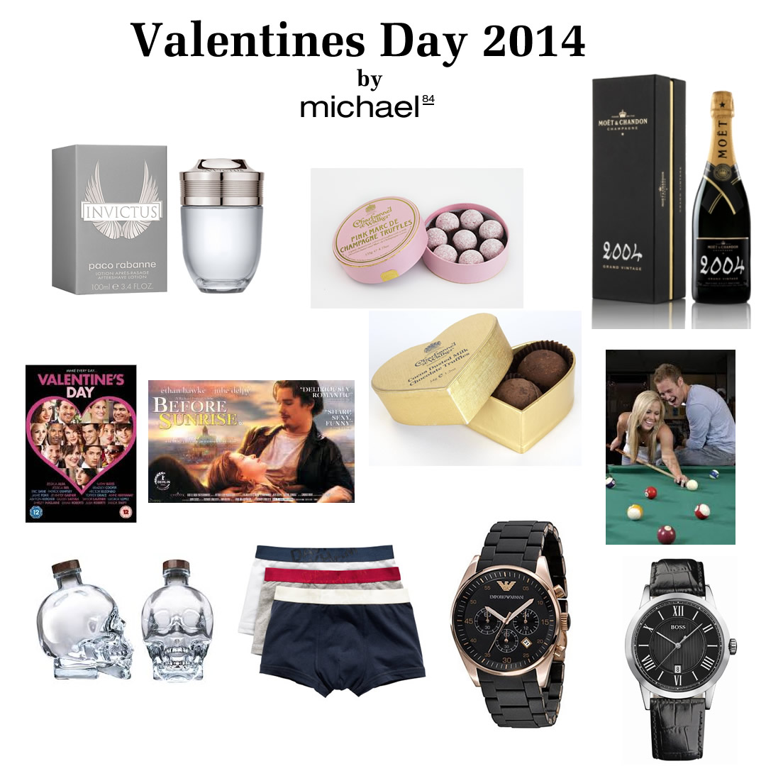 Valentines Day 2014 Gift Ideas For Him Michael 84
