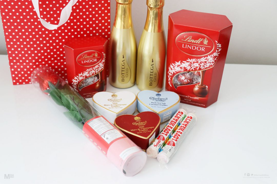 Valentines Day 2017 goodies