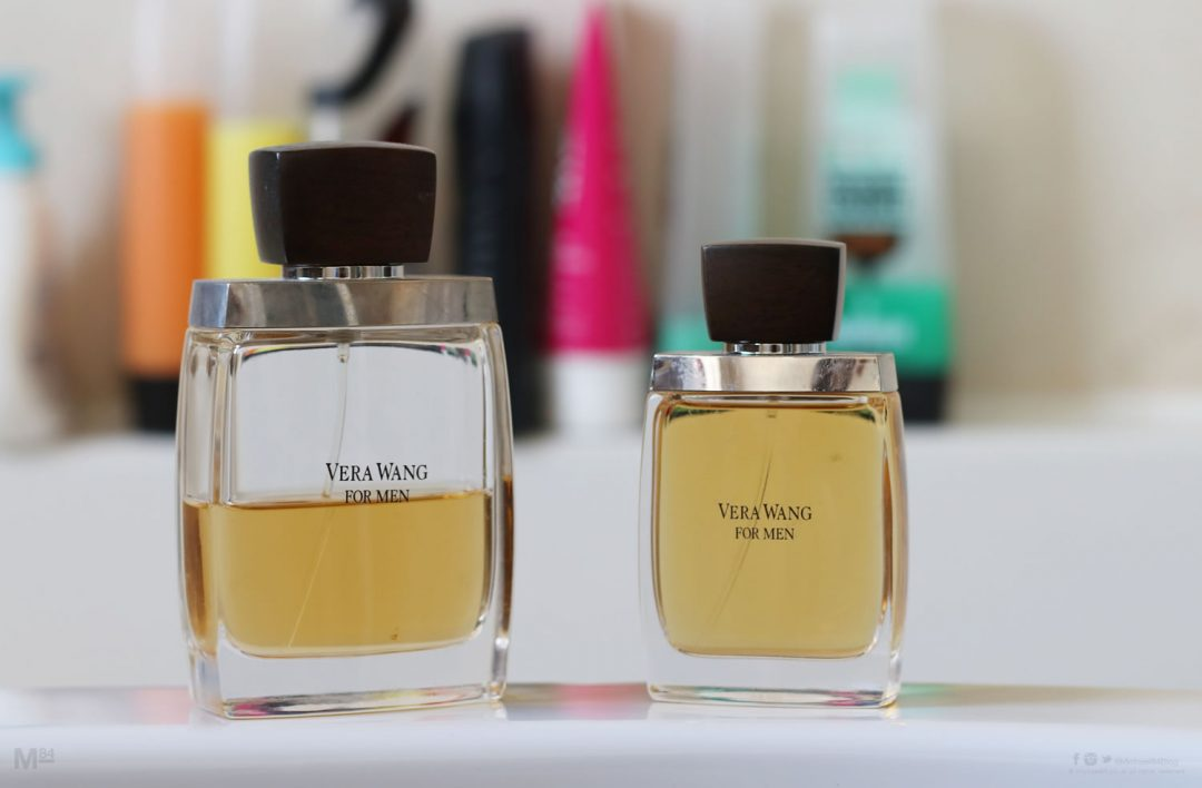 Vera Wang For Men Fragrance Review