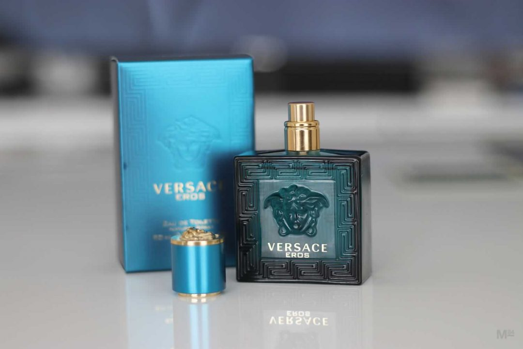 Versace EROS Fragrance Review For Men