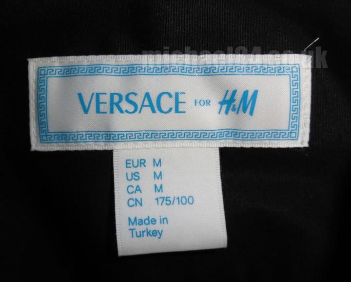 Real Versace Shirt