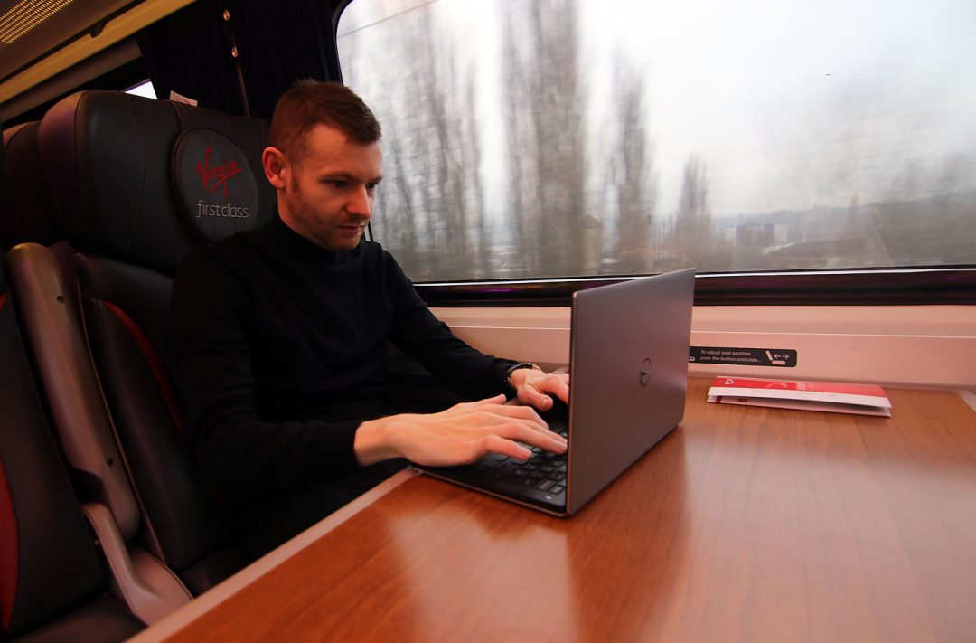 Life-Splicing With Virgin Trains