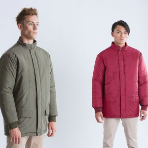 Waterproof Jacket With Heavy Padding
