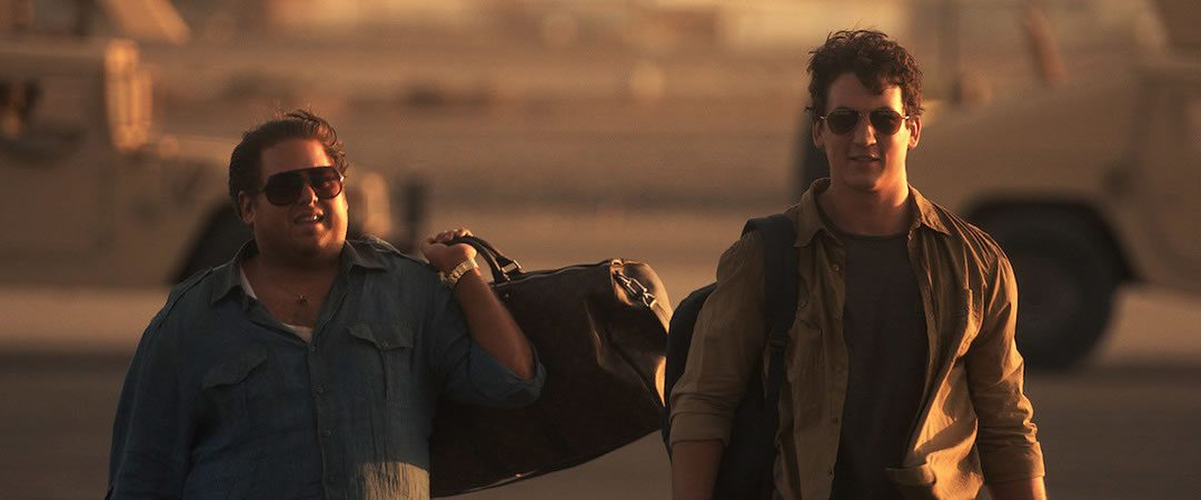 War Dogs Film Review on Amazon Prime
