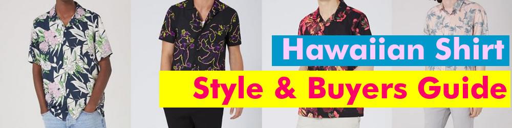 How To Wear Hawaiian Shirts