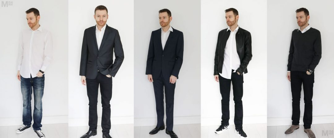 What To Wear With A White Shirt - A Men's Style Guide