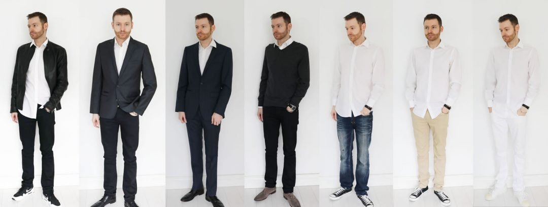 How To Wear A White Shirt: 7 ways to wear a white shirt
